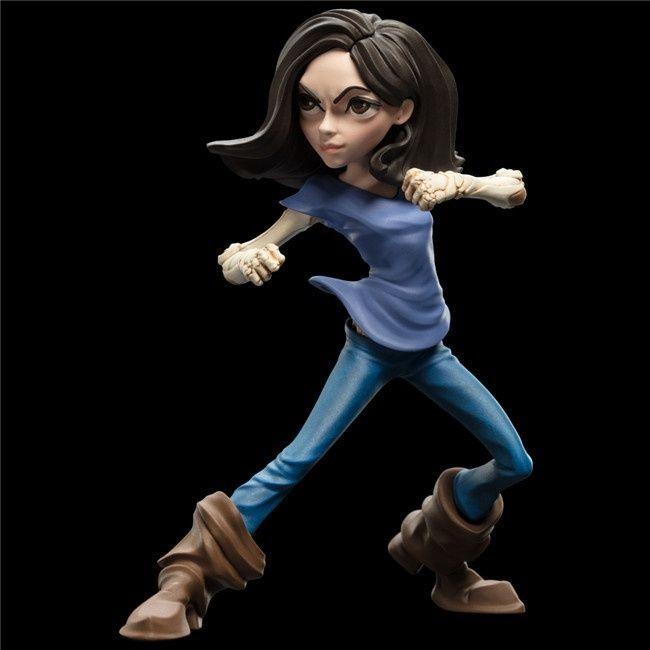 Mini Epics ALITA Film Q Version Alita: Battle Angel Animation Figur Figur Spielzeug 16cm