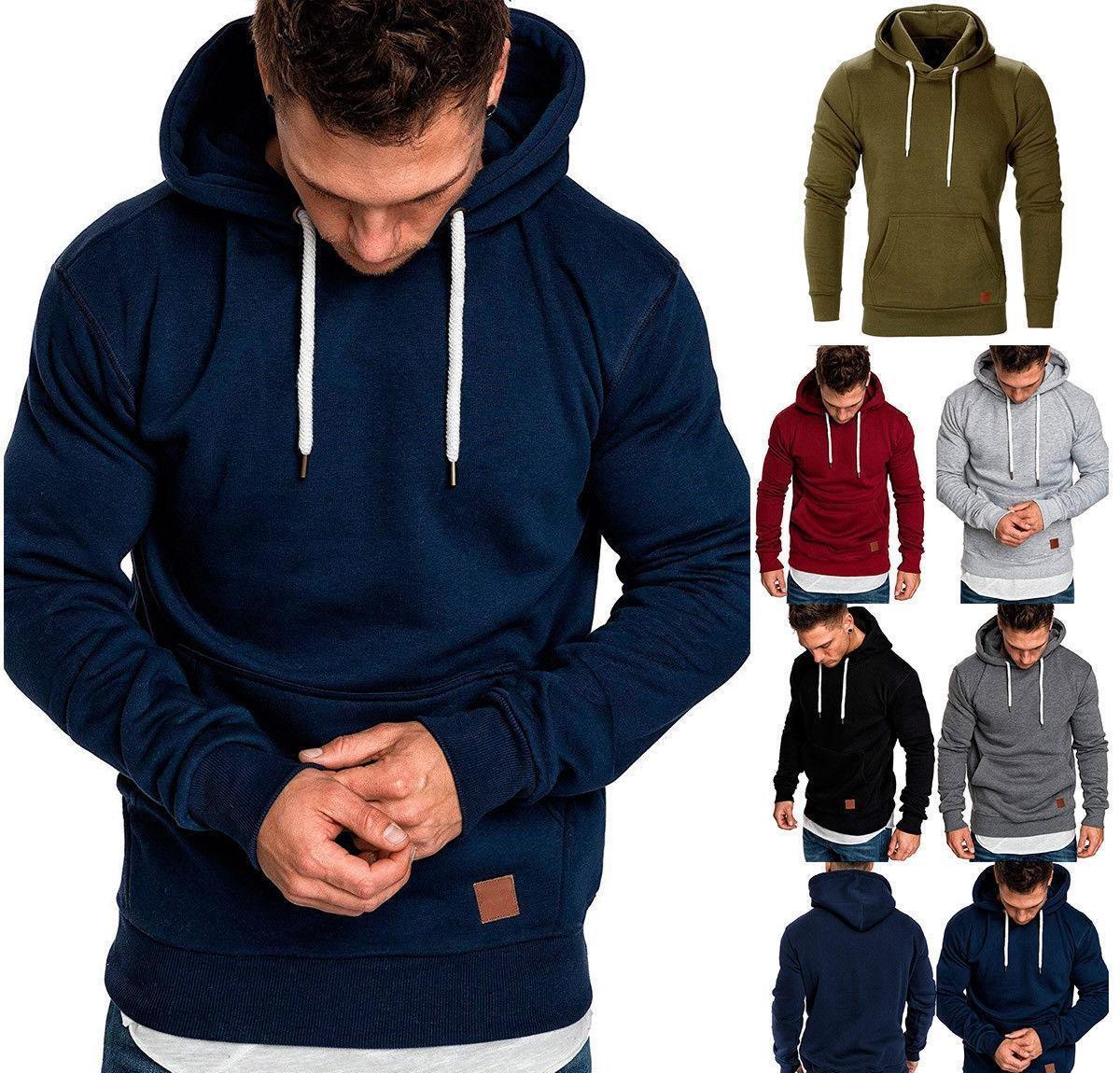 ZOMUSA Women Warm Casual Zip up Coat Hooded Cardigan Outwear Jacket Long Sweatshirt S-5XL