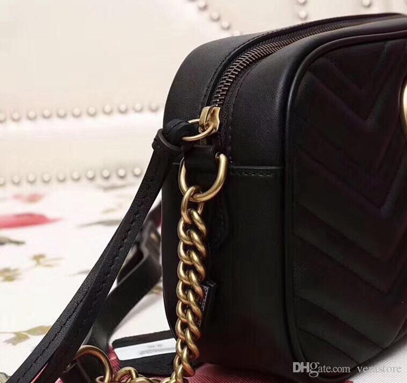 Verastore Designer 24/18cm Haute Sacs à main en cuir de femme Sacs Femme Sac caméra Sac à l'épaule de luxe Femmes de célèbres marques Femme SDVJS