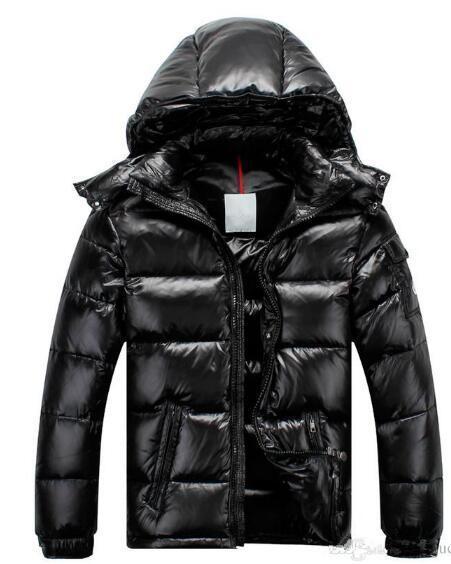 Hot Designer Jackets Winter Jacket Mens White Duck Down Jacket With Hoodies Black Blue Doudoune Homme Hiver Marque Outwear Parka coat m11
