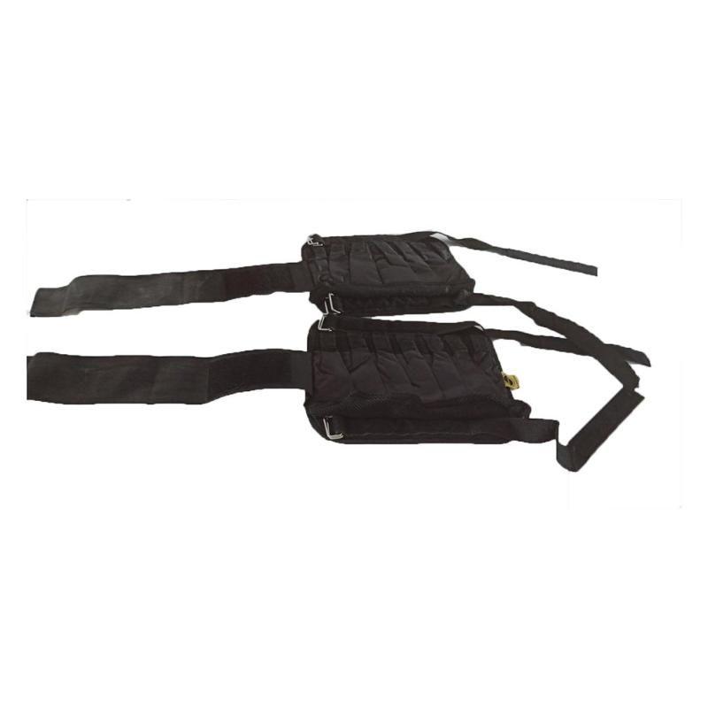 Регулируемые рукоятки / голеностопного Legging обучение оборудование Весы Sandbag 1-20kg Вес Обучение для бокса GYM Выполняемые