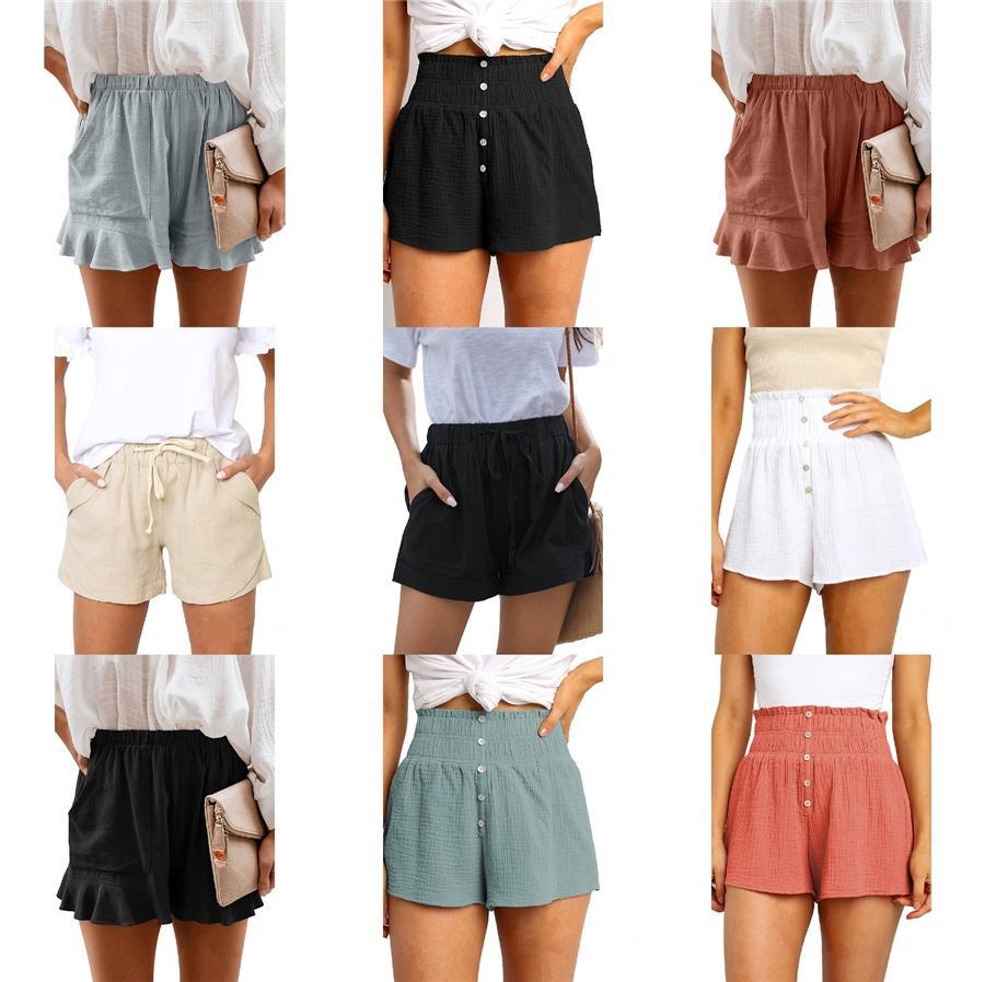 Adisputent 2020 Summer Womens Baggy Pocket Camo Shorts Cargo Loose Breeches Male Long Camouflage Bermuda Capris Plus Size #586