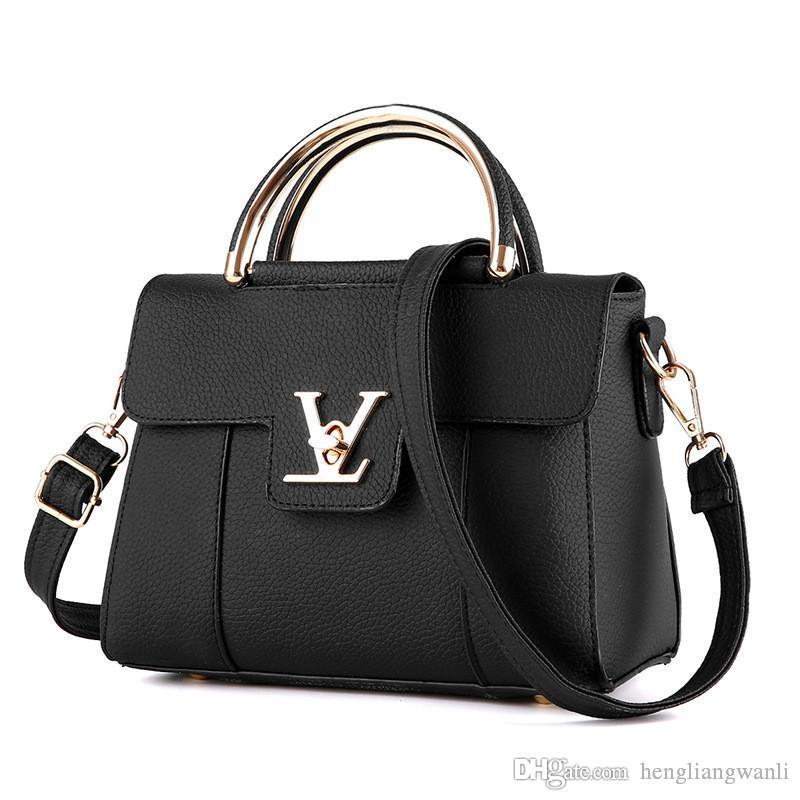 Meilleures ventes de la mode nouvelle mode féminine de style une épaule Messenger petit sac coréenne sac femmes de la mode une épaule Messenger petit squa