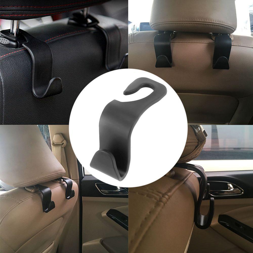 Dhlfrei auto auto rückseite sitz haken aufhänger tragbare geldbeutel hängende halter mount lagerhaken anlieferung clip innere zubehör