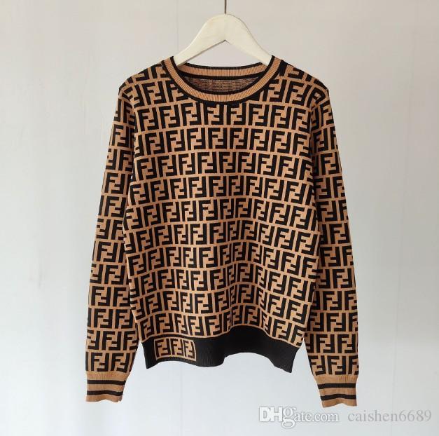 2020 spring new O-neck sweater women long sleeve pullover woolen sweater fashion knitting shirt OL office lady tops knitwear