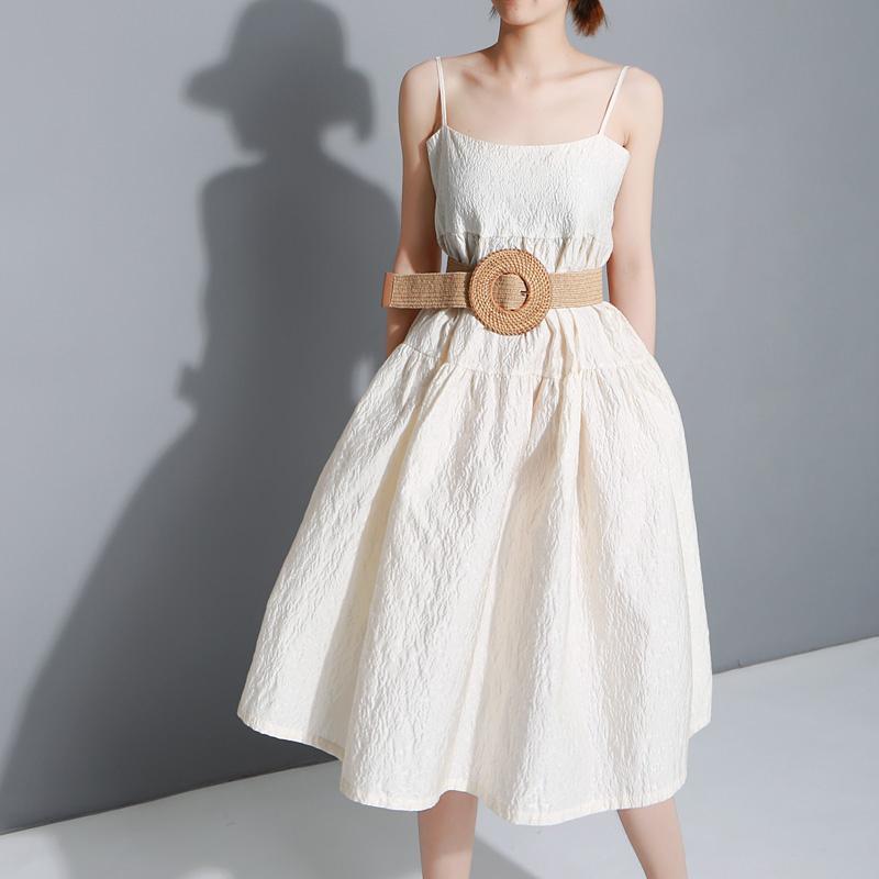 Cinture TWOTWINSTYLE elastico della cinghia di vita femminile a strisce a Accessori veste le donne annata della moda di New Tide 2020 Estate Y200428