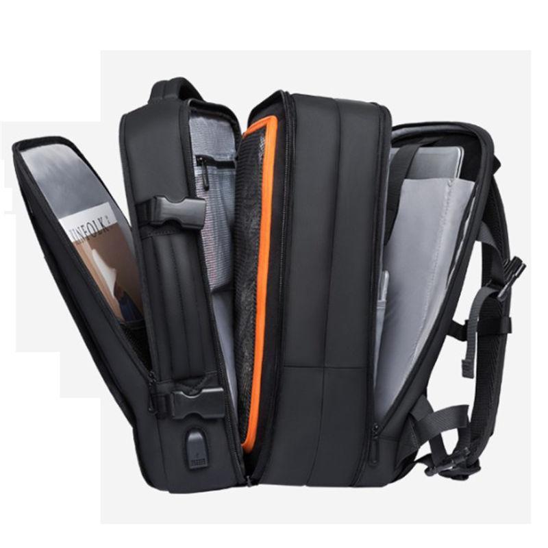 40L Su geçirmez naylon geziler Seyahat Sırt Çantası Erkekler Kadınlar Çoklu fonksiyon için Sıcak satış sırt çantası 17.3 Laptop Erkek Bagaj Çanta