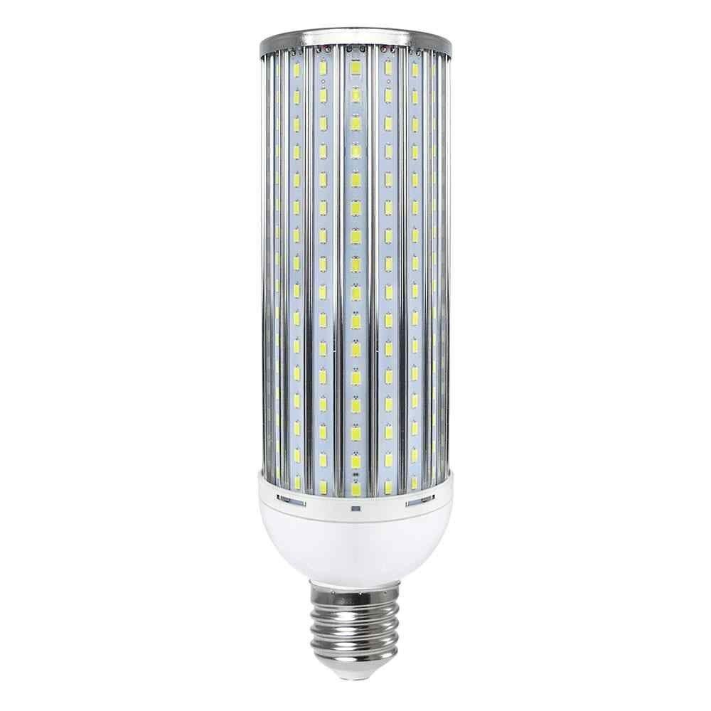 лампа кукурузы лампы 80W LED, 6000LM E40 Держатель лампы 85V ~ 265V подходит для помещений большой площади гараж склад мастерской фабрики освещения