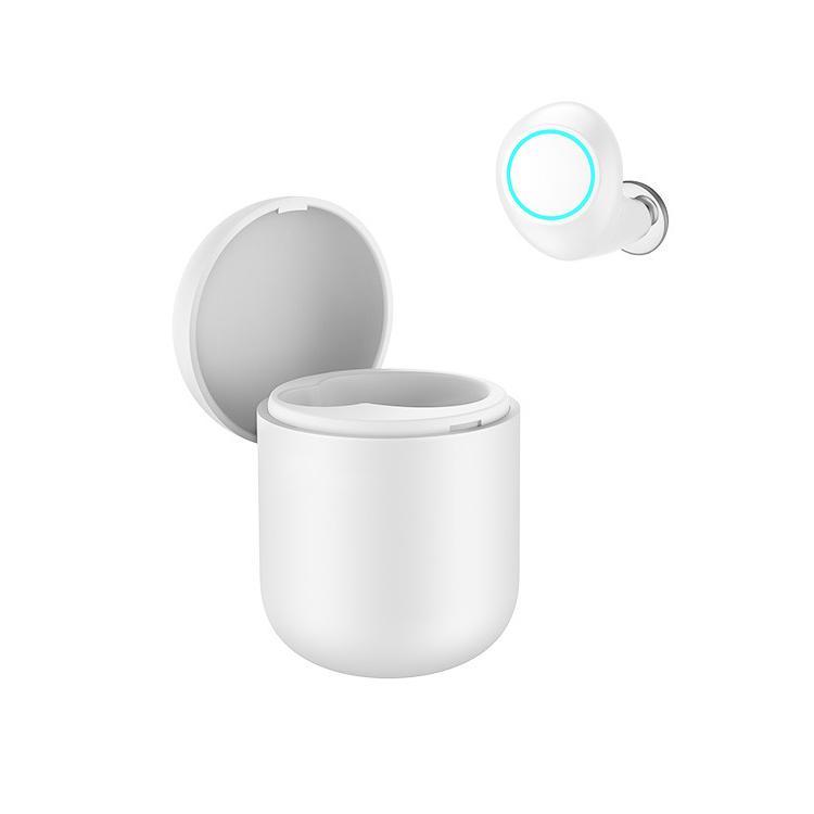 سماعات الرأس اللاسلكية Bluetooth 5.0 Mini TWS IPX5 سماعات الرأس الرياضية المقاومة للماء التي تعمل باللمس للهواتف الذكية