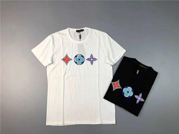 Высокое качество рубашки мужские с коротким рукавом отворот воротника футболки лето дышащая футболка преступления сшивание футболка одежда избыточный вес ~ RT6