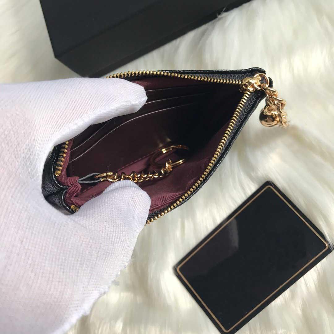sıcak satış tasarımcı lüks çanta çantalar küçük cüzdan anahtarlık tasarımcı bozuk para cüzdanı porte monnaie bayanlar cüzdan lüks tasarımcı cüzdanlar