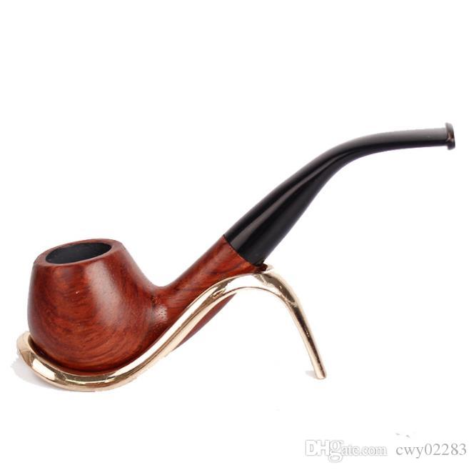 Removable rosewood filter cigarette holder, red sandalwood wax pipe, retro tobacco fittings, wholesale and direct selling solid wood pipe