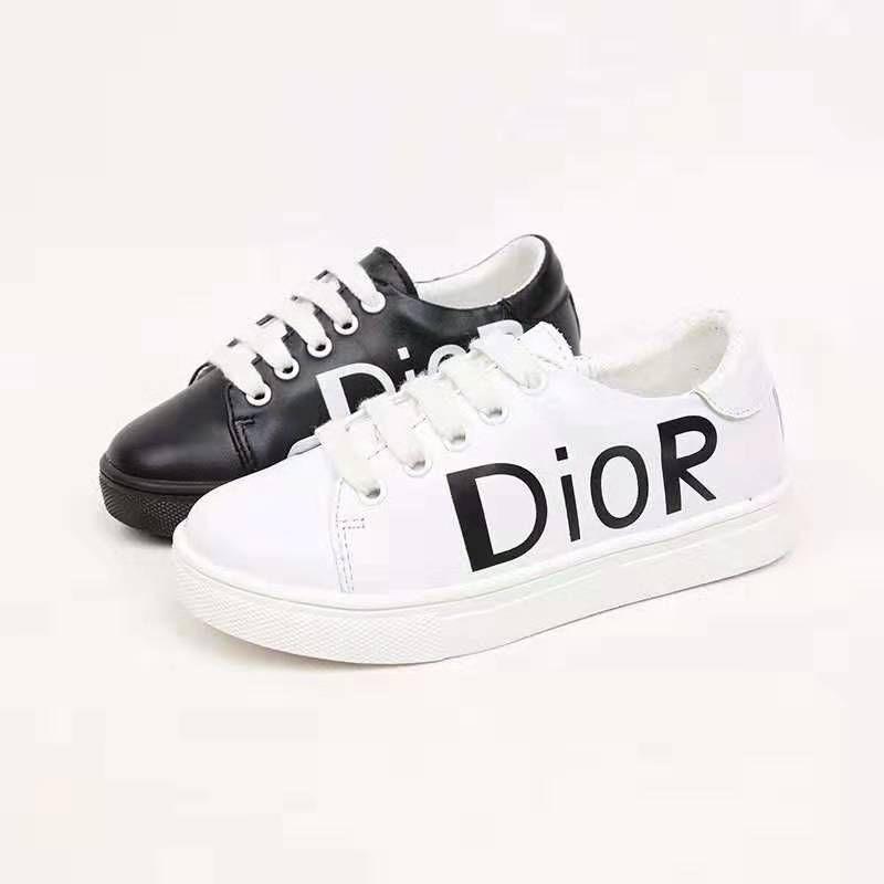 Boy Leather Shoe Designer Sneaker