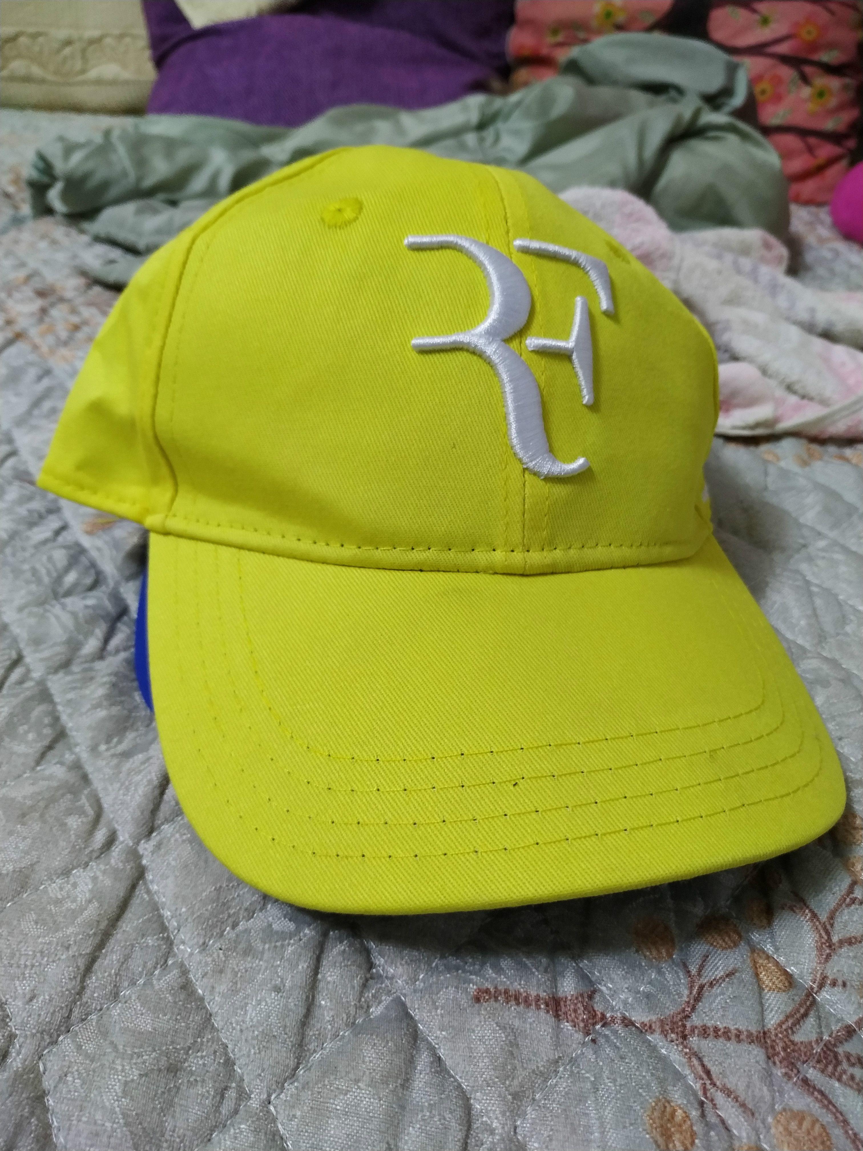 뜨거운! 도매 -2018 슈퍼 스타 한정판 최신 새로운 패션 테니스 우수한 품질 로저 페더러 RF 테니스 테니스 브랜드 모자 모자