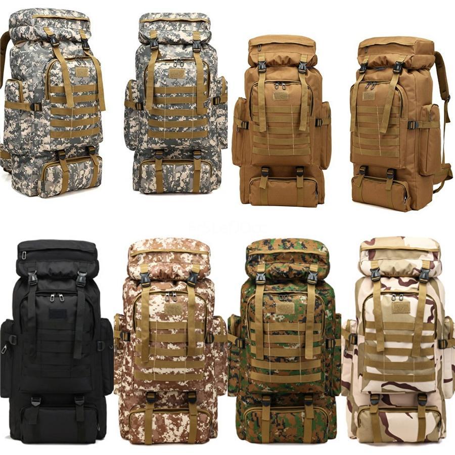 De peso ligero plegable impermeable Mochila Mochila plegable bolsa ultraligero al aire libre Pack para hombres de las mujeres que va de excursión # 71650