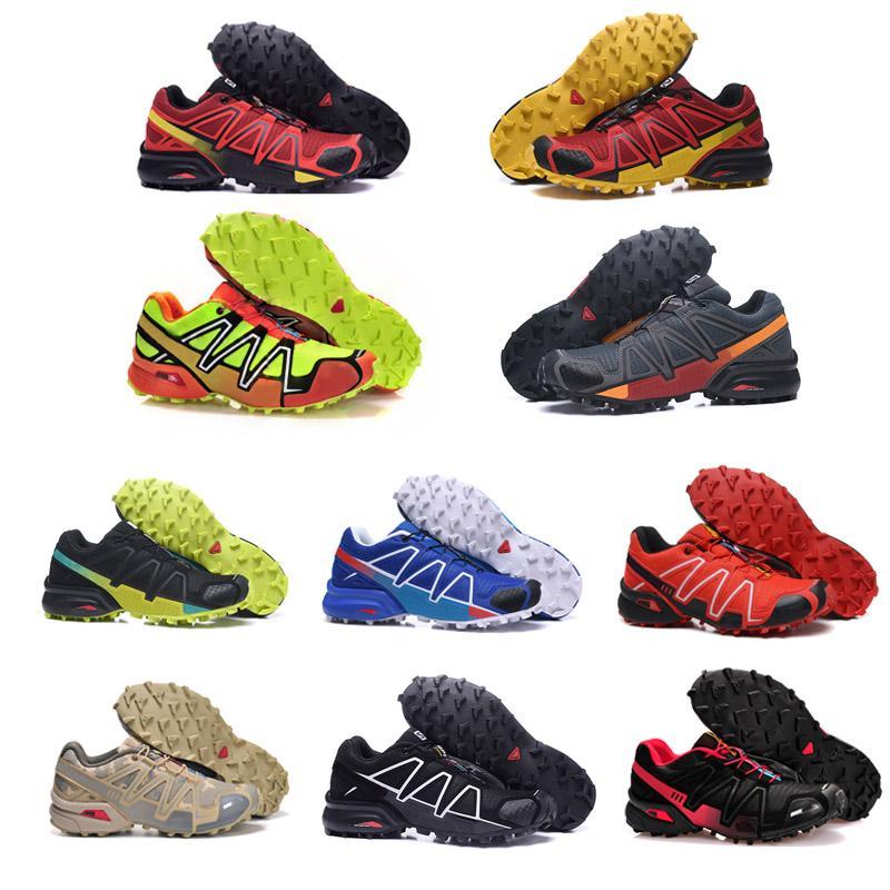 2020 새로운 핫 핫 남성과 여성의 야외 하이킹 신발 흰색, 파란색 검은 색 빨간색 농구 신발 신발 사이즈 39 (48)에
