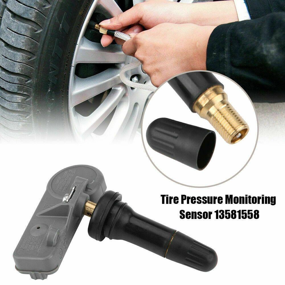 4PCS OEM 13586335 15922396 NEW GM TPMS ضغط الإطارات رصد SENSOR HOT SALE
