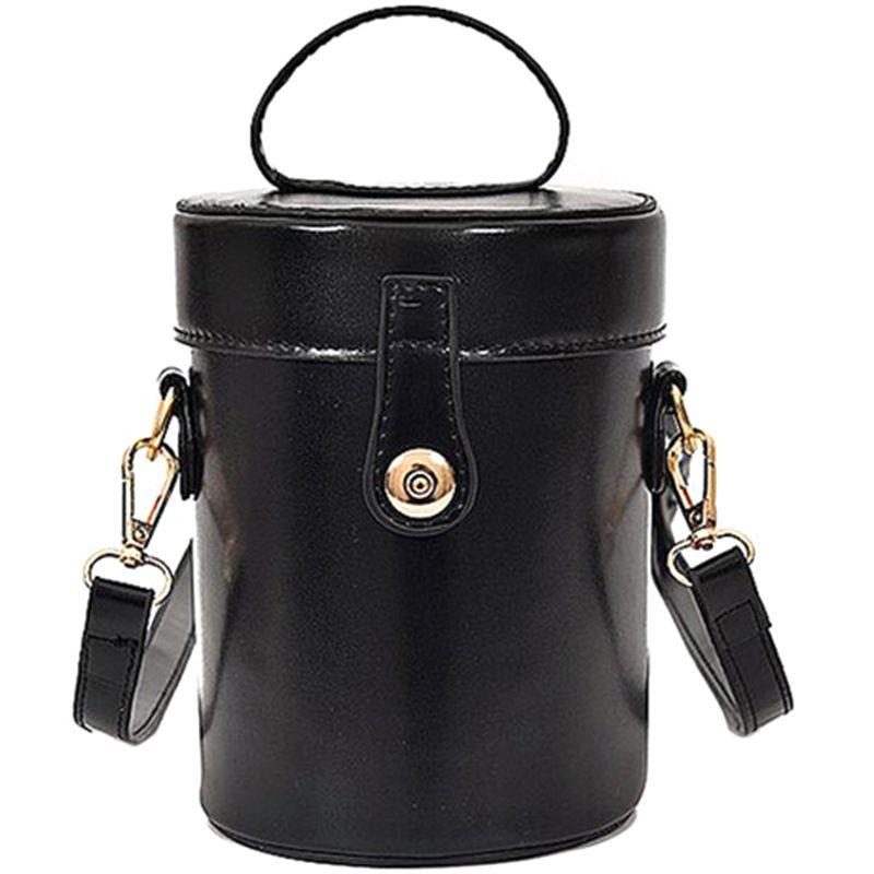 Persönlichkeit PU-Leder-Dame-Handtaschen Mini-Wannen-Beutel-Dame-Schulter-Kurier-Beutel-Abend Retro Clutch