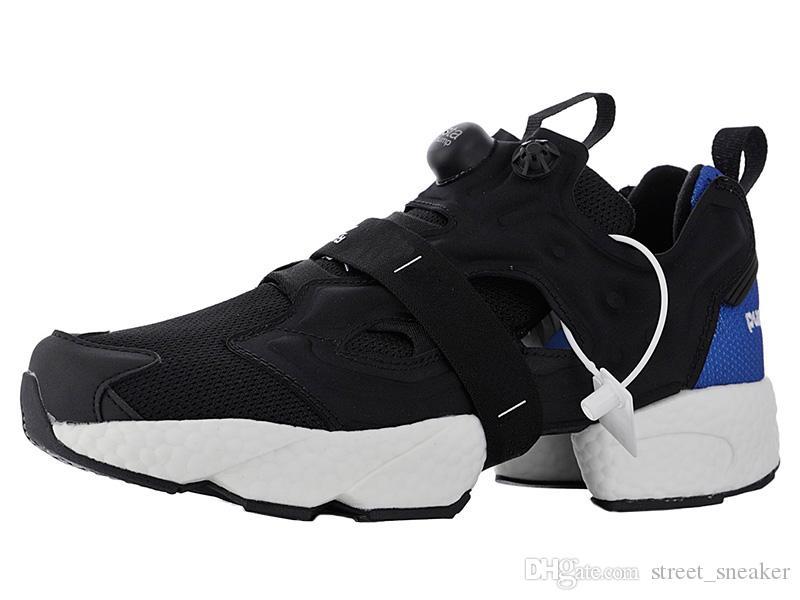 Mens Instapump Fury Prototype Zapatillas de running para hombres Striples Calzado deportivo para mujer OG Meets OG Sneakers Zapatillas de deporte para mujer Hombre Jogging Sport