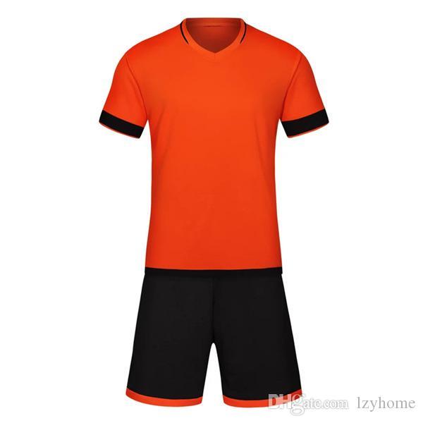 Uomo Donna Bambini qualità calda di vendita superiore Jersey di calcio 00003