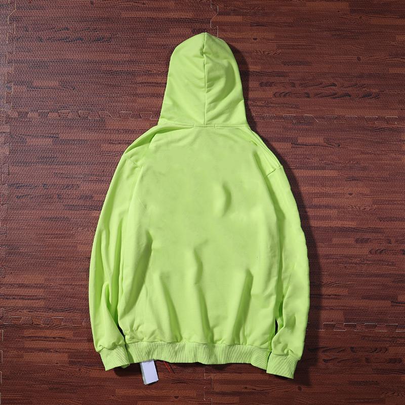 Yeni Trend Moda Unisex Lüks Hoodie Kadın Marka Jumper Erkek Kapşonlu Kazak Kazak Oversize 2 Renkler Ücretsiz Kargo 19122703Z