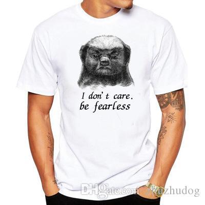 Venda quente de moda de manga curta T-shirt cabeça chata não se importam me escolher cristalizada impressa de manga curta T-shirt vogue
