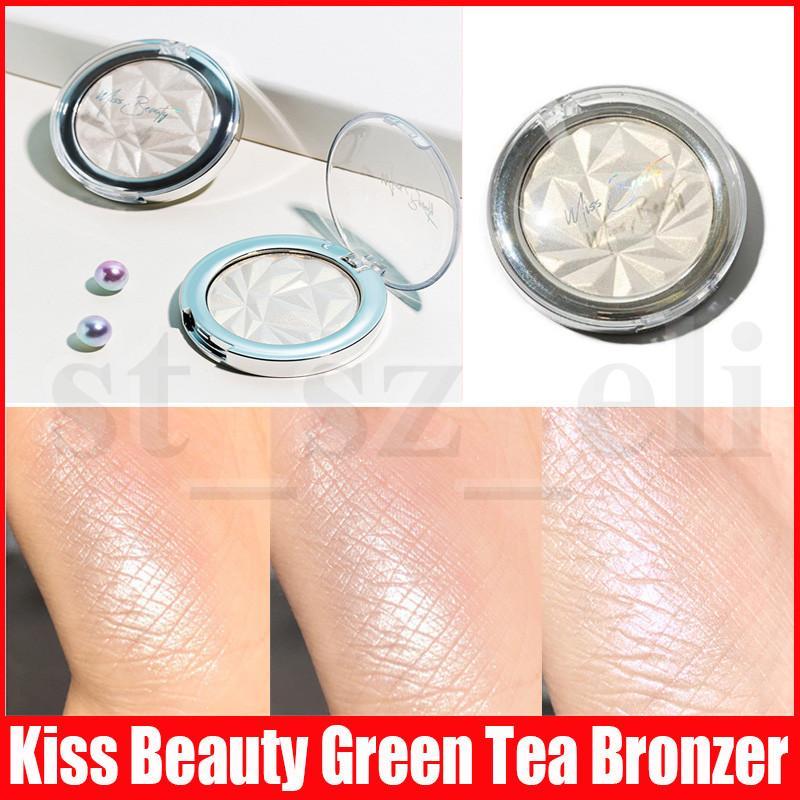 Miss Beauty 3 Colors Shimmer Face Highlighter Palette Iluminator Bronzer Powder High Lighter Brighten Shine Women Face Glow Makeup Highlight