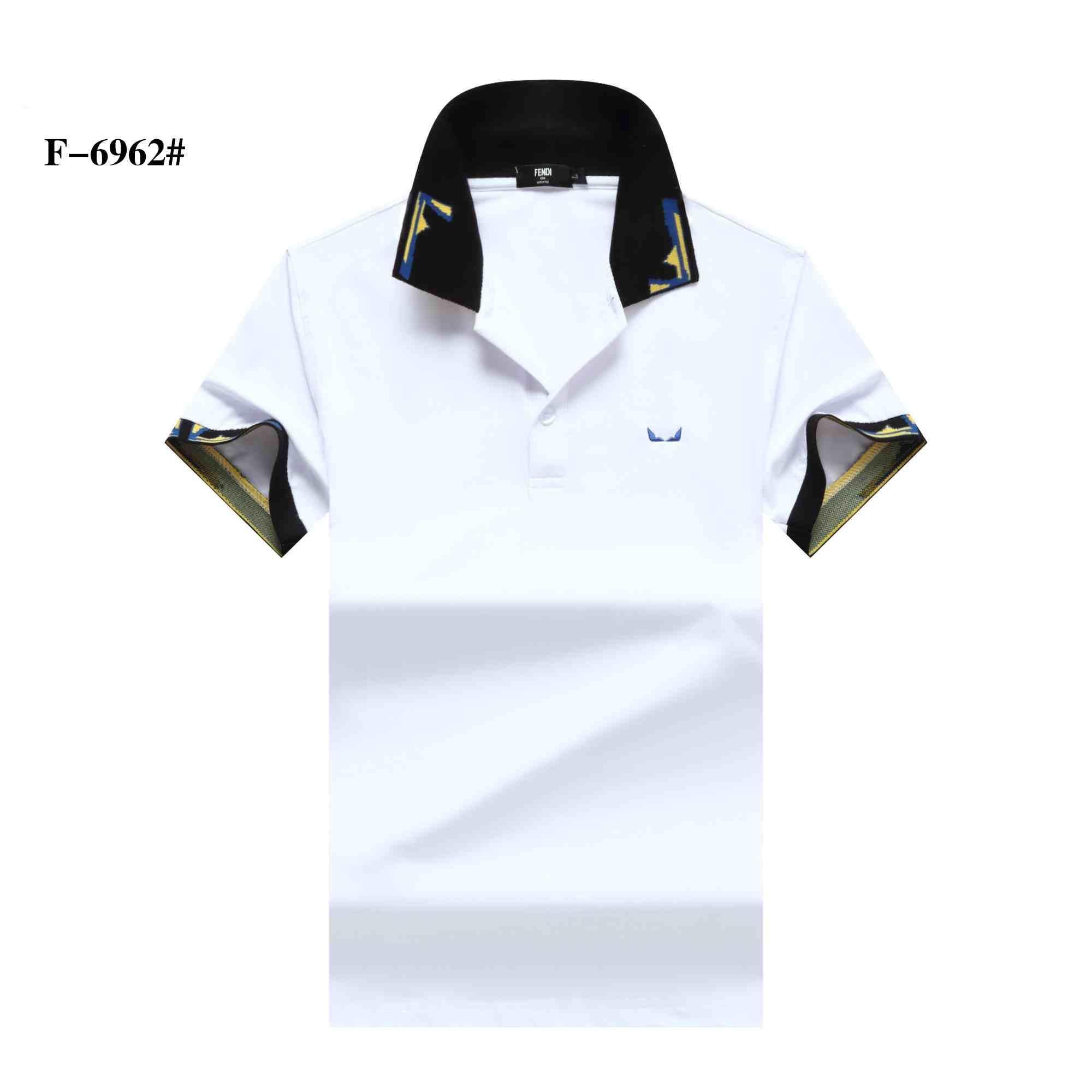 2021 20ss Designer Polo Shirts Men Golf Slim Comfortable Mens ...