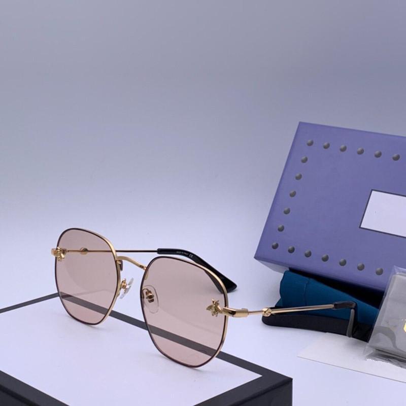 Estilo 2289 gafas de sol para las mujeres de la manera popular Verano Con Las Abejas de calidad superior UV400 lente de conexión vienen con el caso