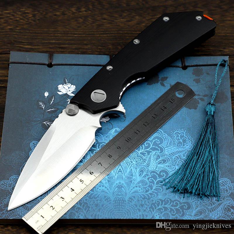 Nouveau couteau tactique couteau DOC D2 lame G10 poignée camping chasse poche survie cadeau couteaux utilitaire EDC outils à main