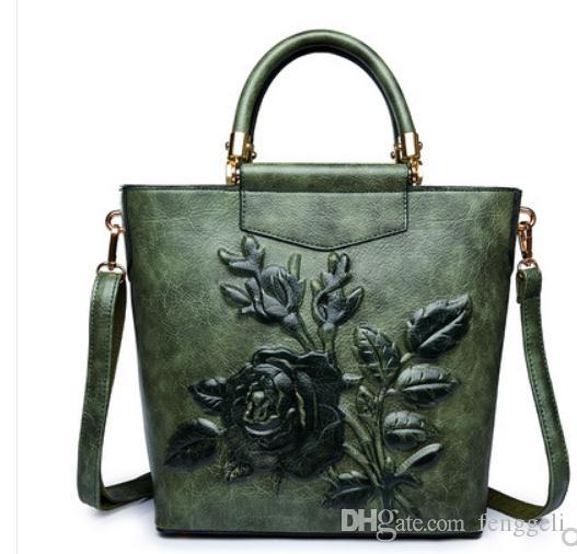2019 women single shoulder bag cross package new style fashion Handbag #GG7566