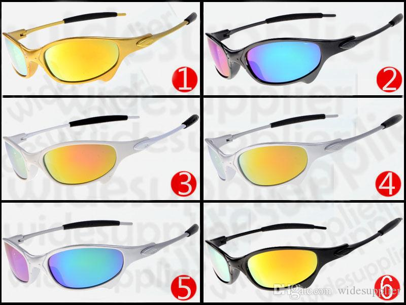 summer newest style Skateboarding sunglasses 6 colors cycling glasses sunglasses for men NICE FACE Take the sunglasses Dazzle colour