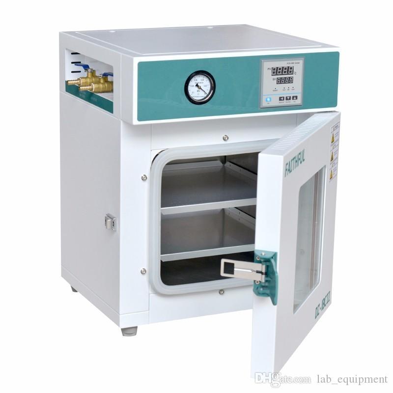 (110V) Hochwertiger Laborvakuumtrockenschrank CE-konform Labor Kleinhochtemperatur-Vakuum-Ofen für wissenschaftlichen Laboratori