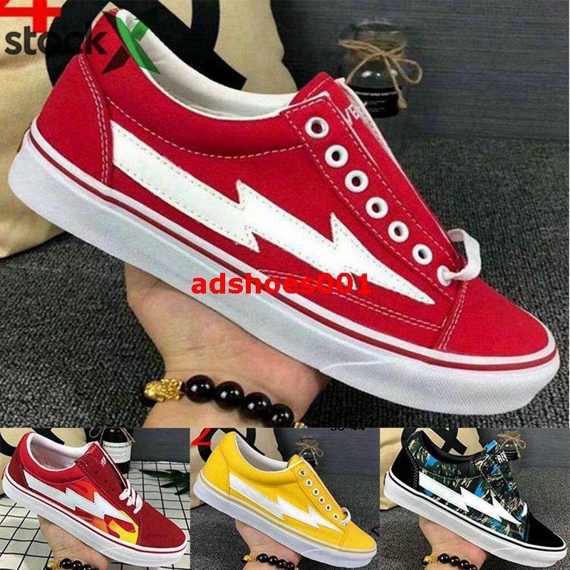 2020 Low Top Shoes Men Women Revenge X