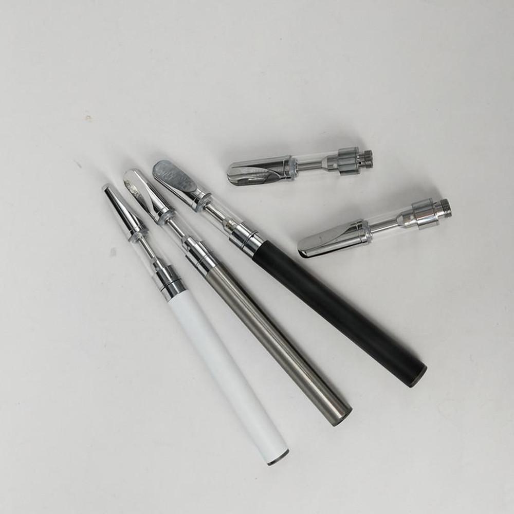 A9s .5ml Vape Cartucho M3 Vape batería 350mAh Batería 510 Grueso Kits de pluma pluma Aceite de Vape Ecig cera de aceite de arranque envío libre de DHL