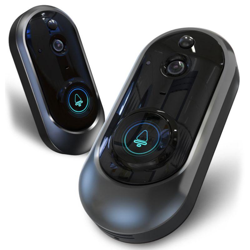 1080 P Smart Video Дверной Звонок Беспроводной Домашний Видение Безопасности Батареи Камеры 2-полосная Talk Night PIR Обнаружения Камер