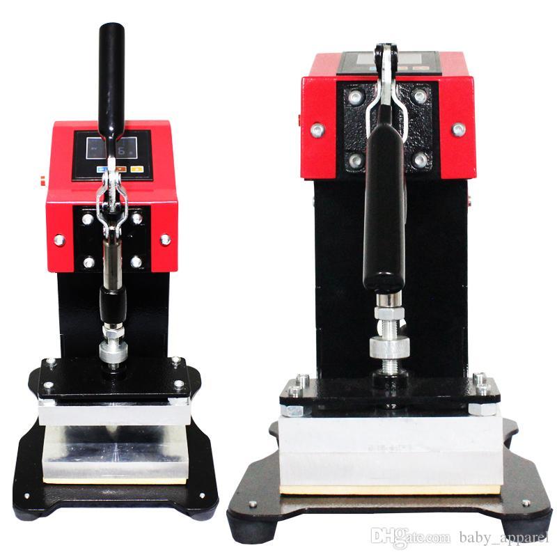 Канифоль Прессы машинного масло Extractor Пневматическая канифоль Пресс Комплекты с контроллером Dual Отопительных Тарелками все в одном Для дома Wax Извлечения инструмента