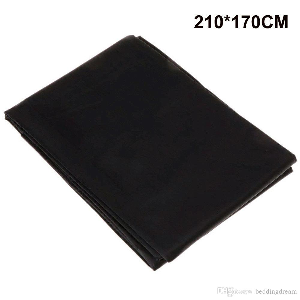 US 3 Size Waterproof Sex Adult Rubber Wet Sheet Bed Cosplay Sleep Cover