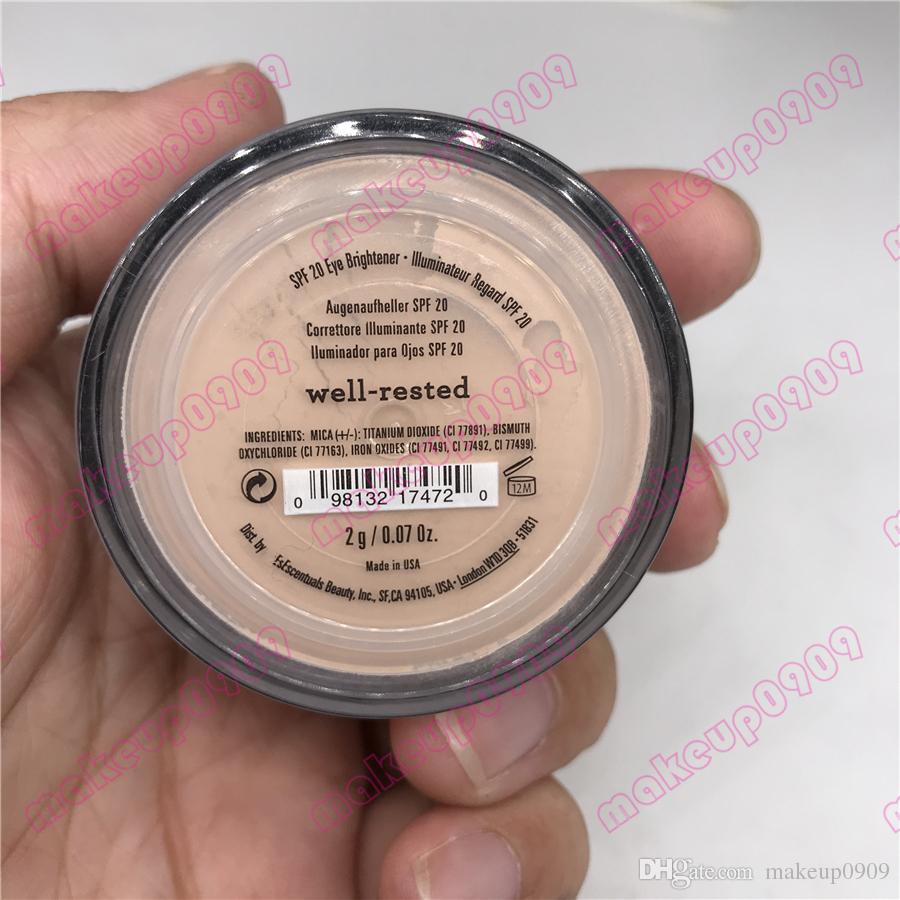 ePacket DropShipping New color warmth golden gate Minerals Powder Original /blush rouge fard colorete vintage peach promise ignite 1pcs