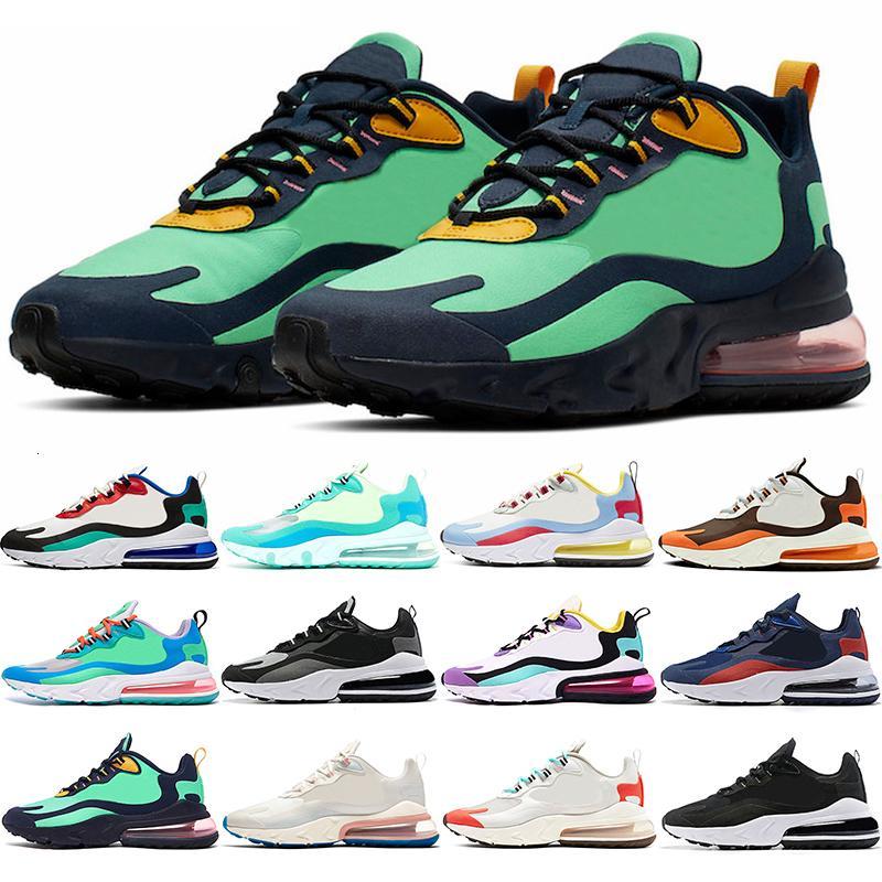 Reagem Homens Mulheres Running Shoes Bauhaus TRAVIS SCOTT HYPER JADE Optical White Summit Designer Mens instrutor Sports Sneaker Size 5.5-13