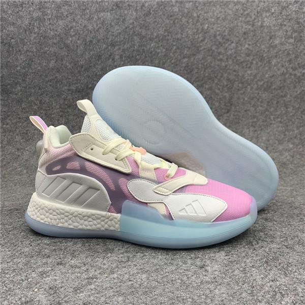 Adidas Zone Boost Zapatos para hombre de la marca de zapatos de baloncesto para Zoneboost Hombres Deportes Xshfbcl hombre de mediana zapatillas de deporte masculino hombre