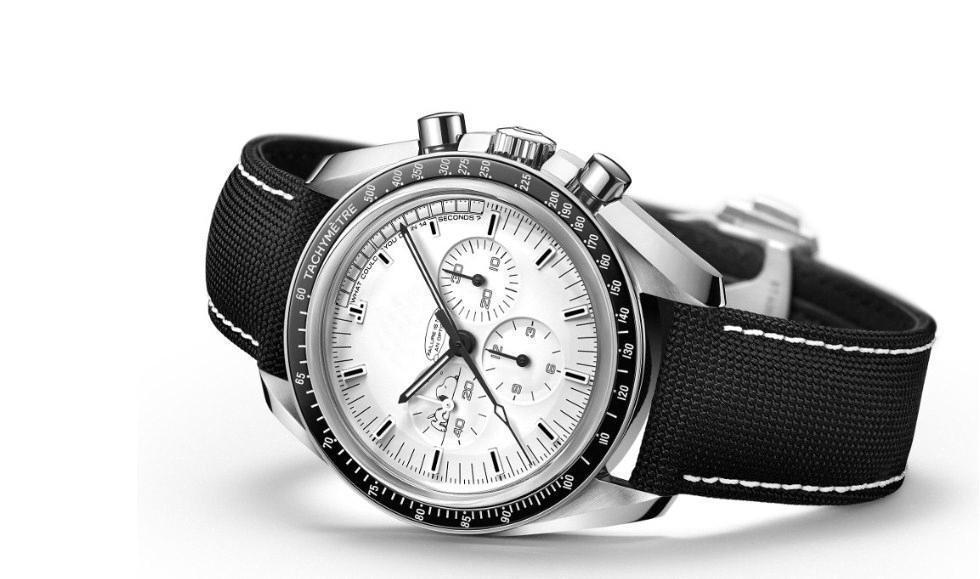 2019 nuovi mens di lusso caldo snoopy orologio da polso in acciaio inossidabile nero Pointer Orologio di modo del Mens Snoopy serie simpatici orologi a489f5 #