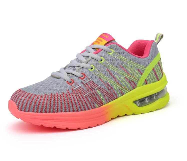 الجديدة حجم السيدات كبيرة حذاء رياضة 41 الصيف تنفس البرية 42 ياردة الأزياء وخفيفة الوزن أحذية نسائية عارضة بالجملة