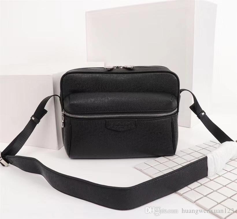 Designer luxury handbags purses designer shoulder bag men messenger bag famous trip bags good quality PU leather Crossbody bag 5 colors