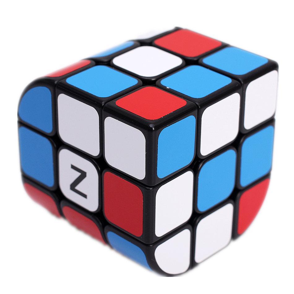 Z-Cube CUBE 3x3 Scalene 3x3x3 Cube Magique 3Layers Speed Cube professionnel Puzzle jouets pour les enfants Enfants Cadeau Jouet