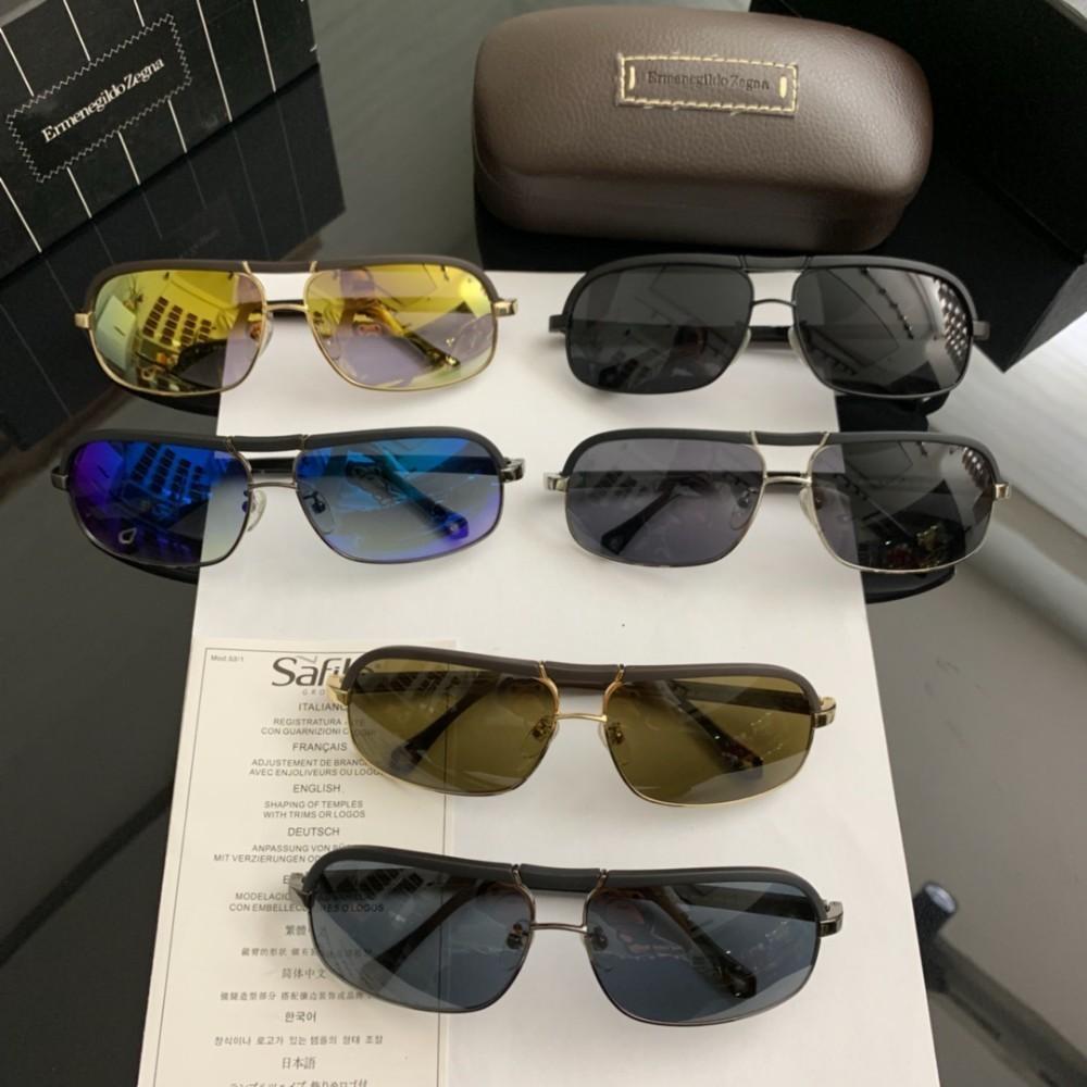 Erm Yeni erkek güneş gözlüğü, klasik ve modanın bir arada sunulduğu en çok satan güneş gözlükleri.