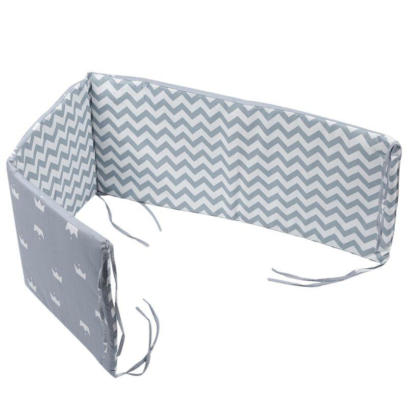 Дышащий шпаргалка бампер колодки моющиеся мягкий шпаргалка лайнер набор для маленьких мальчиков девочек Безопасный бампер