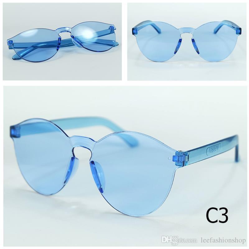 أزياء النظارات الشمسية طفل بنين بنات أطفال نظارات شمس خمر النظارات الأطفال البلاستيك إطار نظارات 7 ألوان FSWS8801