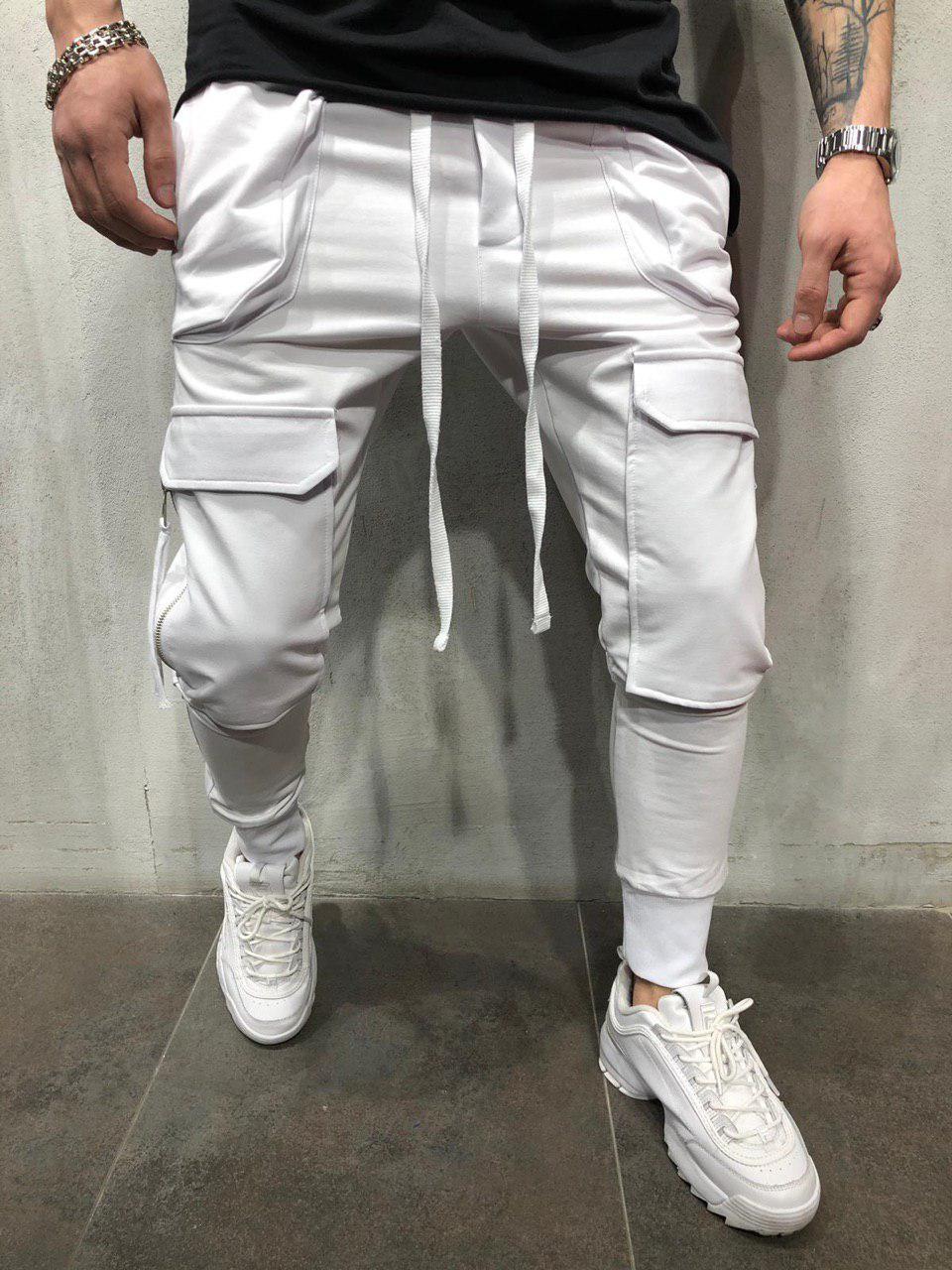 Moda para hombre del basculador de los pantalones de la venta caliente Solid color de los pantalones para hombre delgado deportes de pista y camisetas Pantalones largos Activo Tamaño de 3 colores M-3XL