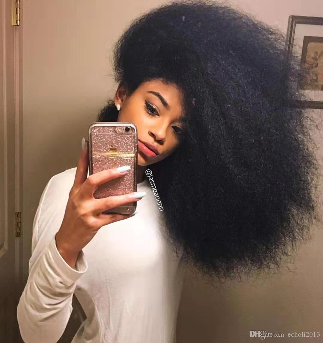 Kinky Düz 360 Dantel Frontal Peruk Öncesi Mızraplı Yaki Brezilyalı insan saçı önden dantel peruk% 130 yoğunluk göz alıcı saç modeli